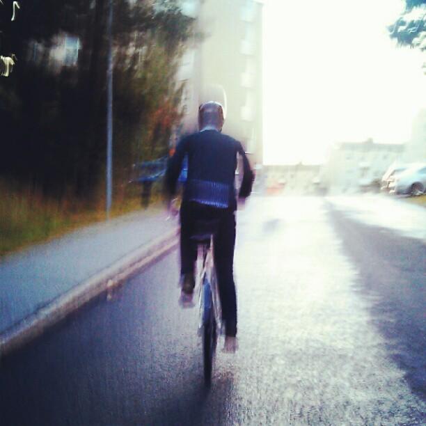 Enrico bici