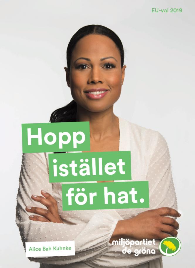 Hopp istället för hat